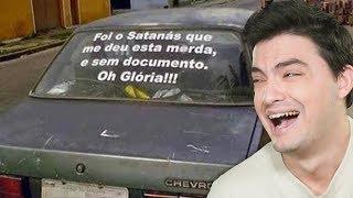 ADESIVOS MAIS ENGRAÇADOS DO MUNDO!