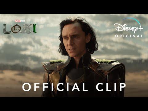 """Variant Identified"" Clip   Marvel Studios' Loki   Disney+"
