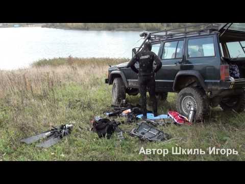 Подводная Охотница, Анастасия    Шкиль Игорь