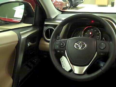 2014 Toyota Rav4 Limited Interior Exterior Tour East Madison Toyota Youtube
