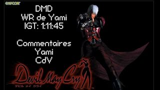 Speed Game Hors-Série : Devil May Cry WR Dante Must Die
