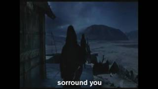 bloodbound - moria with lyrics