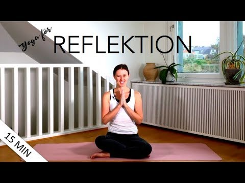 Yoga för reflektion - Annas yoga studio
