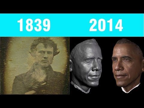 The Evolution Of PHOTOGRAPHY (1826-2014)