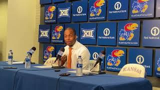 OSU Basketball: Why OSU's Mike Boynton feels that Kansas will win the NCAA title