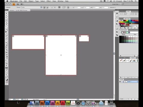 open multiple pdf pages in illustrator