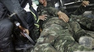 Thailand bomb explosion: Five rangers wounded in Pattani province