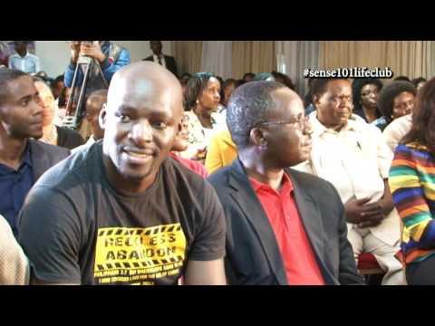 The Power of an Idea, Dr. Kinyanjui Nganga, Ph.D
