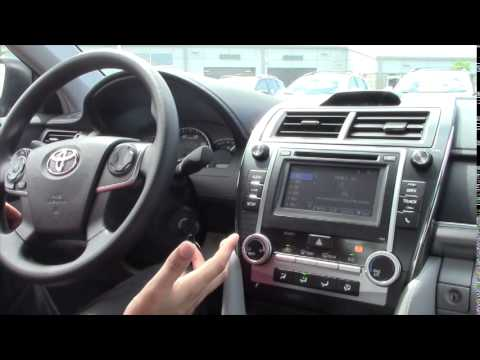 2014 5 toyota camry le review youtube. Black Bedroom Furniture Sets. Home Design Ideas