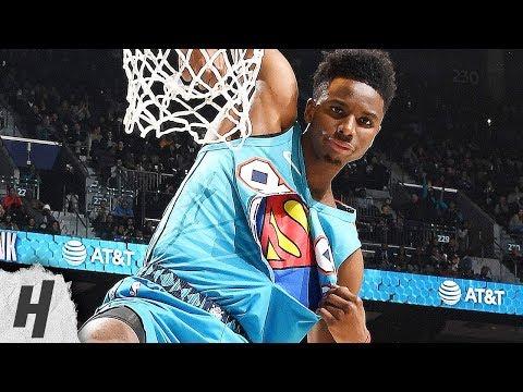 2019 NBA Dunk Contest - Full Highlights | 2019 NBA All-Star Weekend