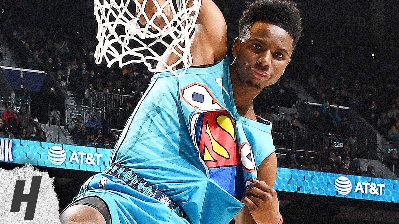 Download 2019 NBA Slam Dunk Contest - Full Highlights | 2019 NBA All-Star Weekend