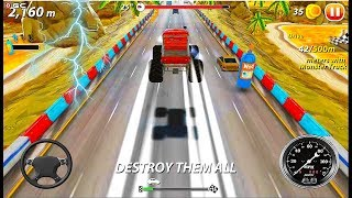 Xtreme Drive Car Racing 3D - Speed Traffic Racer Game - Android GamePlay