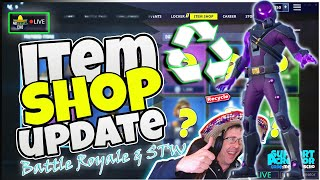 💥MenamesCho's LIVE ♻ ITEM SHOP UPDATE ✨ COUNTDOWN 🕛 Fortnite Battle Royale - Tue 12th Nov 19