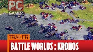 Battle Worlds: Kronos - release trailer