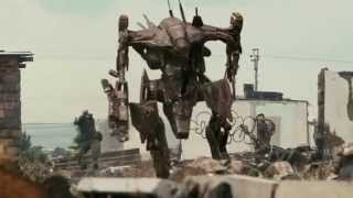 District 9 - Mothership Moving - Amazing Sound Effects