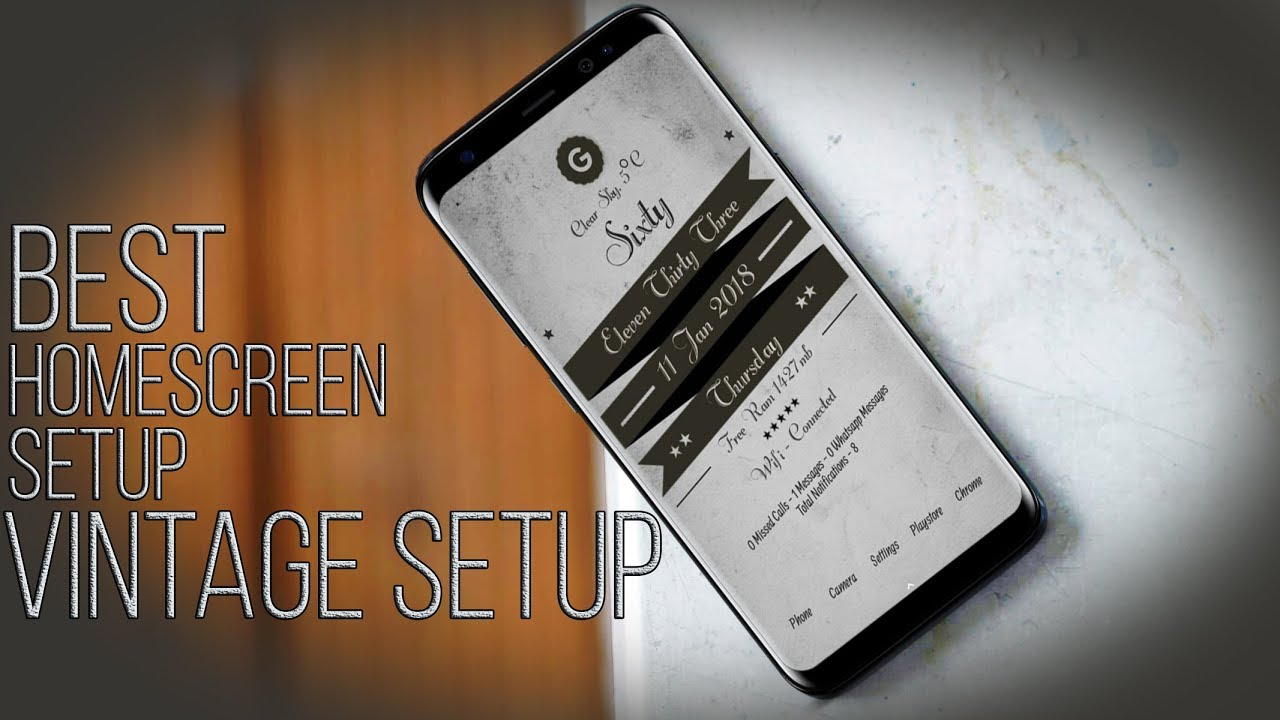 Camera Vintage Android : Best android setup vintage all about android youtube