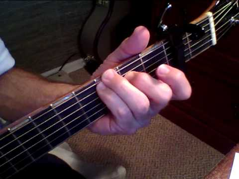 Dan Fogelberg- Dancing Shoes guitar lesson