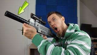 Billige AQUALINO MINI UZI im TEST! Besser als die Mini Gun?