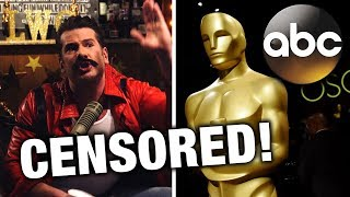 THIS IS WAR! ABC Bans Crowder's Oscars Stream | Louder With Crowder