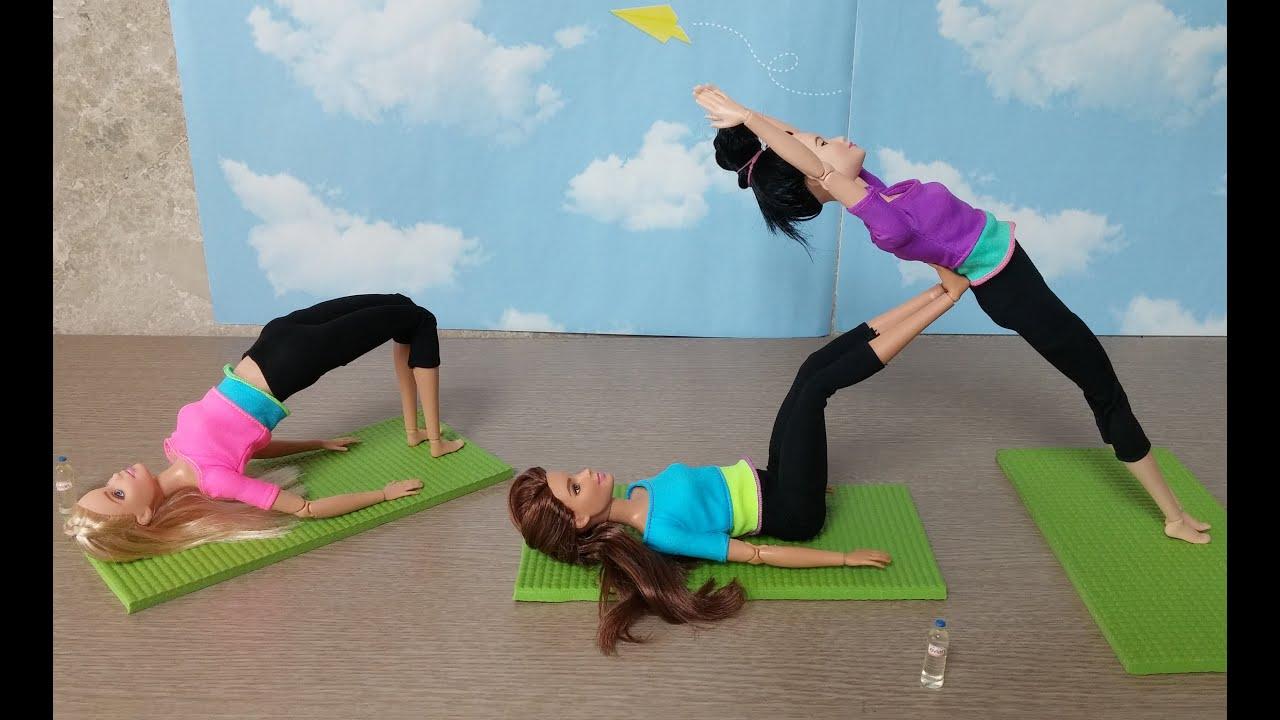 Объявление о продаже барби гимнастка йога безграничные движения в москве на avito.
