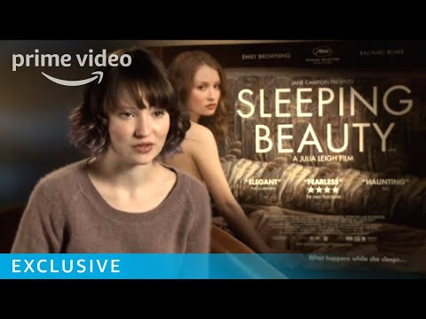 Emily Browning & Julia Leigh Sleeping Beauty Interview