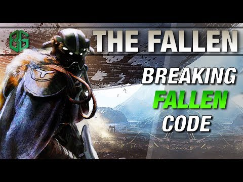 The Reason House of Dusk is together?    Deciphering Fallen Code