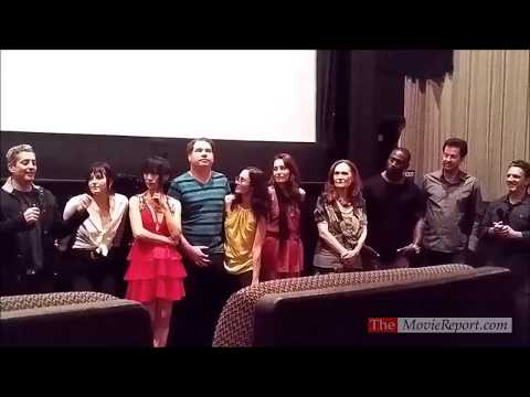 ANDOVER Q&A with Jonathan Silverman, Scout Taylor-Compton, Thomas Jones, cast & crew - May 4, 2018
