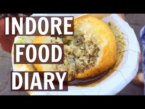 INDORE FOOD DIARY - 56 Dukan Indore | Om Namkeen