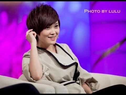 LiYuChun李宇春:20110506A date with LuYu Part2