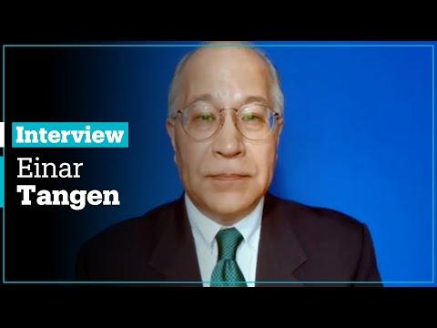 Coronavirus Outbreak: Einar Tangen, Political Analyst