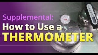 eFoodHandlers presents: How to Use a Thermometer