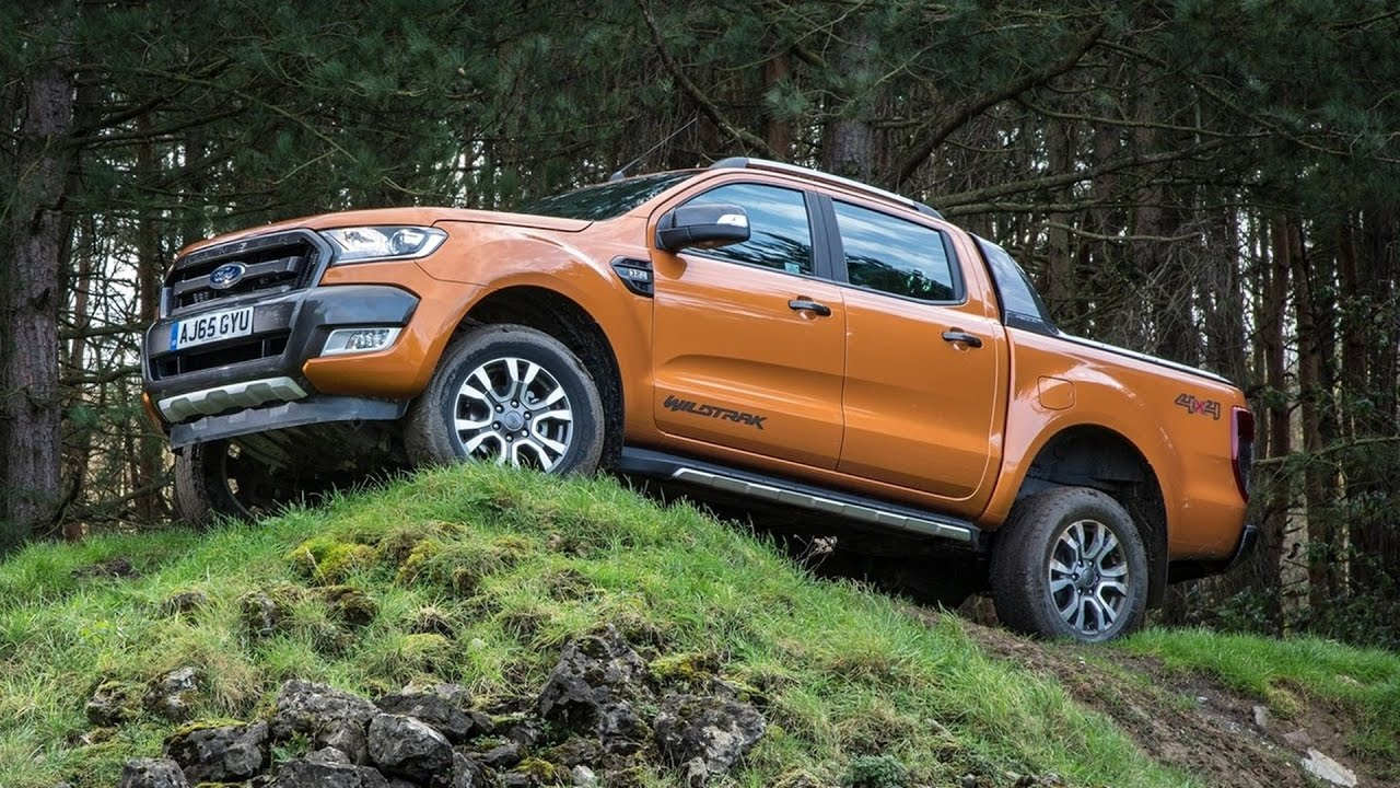 2017 ford ranger test drive youtube. Black Bedroom Furniture Sets. Home Design Ideas