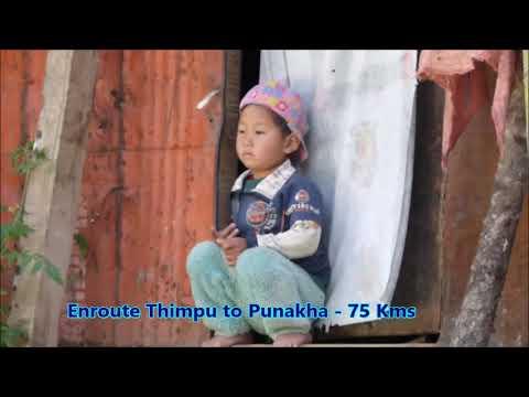 Punakha Dzong - Fortress Monastery - Himalayan Kingdom of Bhutan