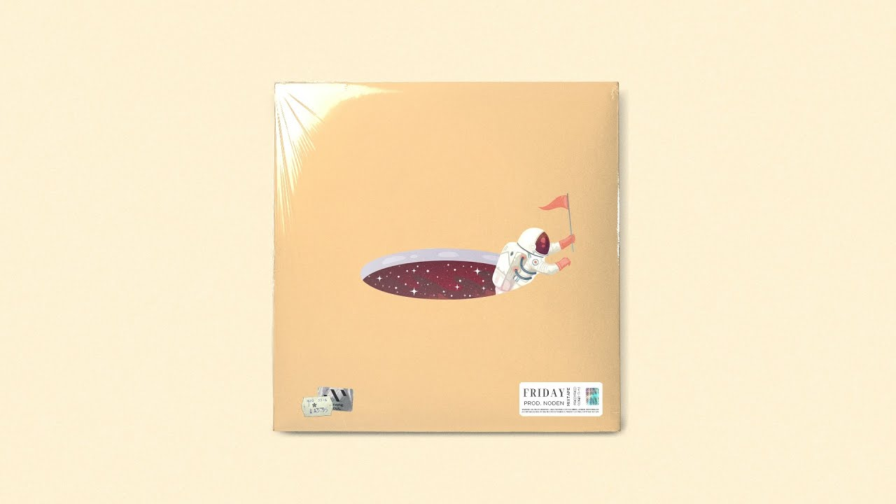 """Friday"" - Mac Miller X HONNE Type Beat | Prod. Noden"