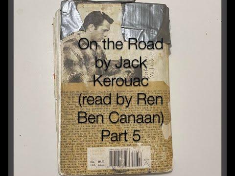 On The Road, Jack Kerouac - 5 - Hitchhiking Iowa