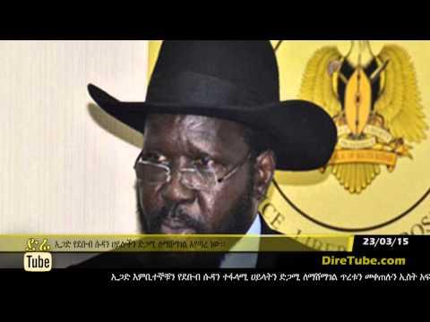 DireTube News - 'Igad Plus': Juba in fresh demands
