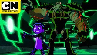 Ben 10 | Meet Glitch | Cartoon Network