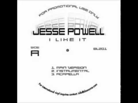 Jesse Powell I Like It