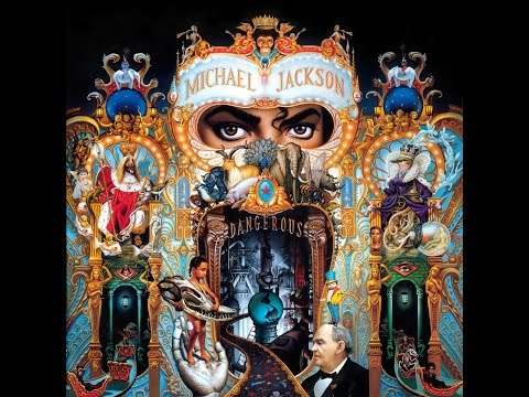 The Scary Hidden Meaning Behind Michael Jacksons Album  Dangerous 2015