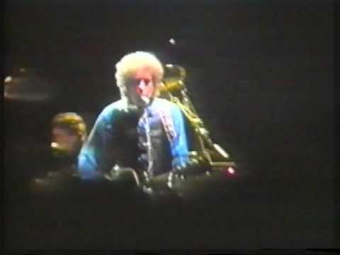 Bob Dylan Athens, Greece Panathenaikos Stadio 6/28/89