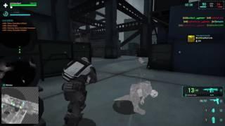 random gameplay tdm assault with ACR H SP BKG,AA12 SP GR,SPAS 200