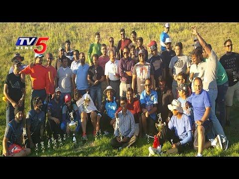 Utah Premier League in Salt Lake City | USA | Telugu News | TV5 News