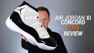 Air Jordan 11 Concord 2018 Review f3a1d38f9