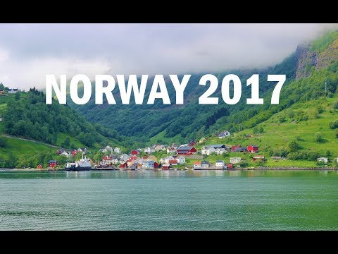 Norway 2017 | Richi | Sandipan | Cinematic Travel Video
