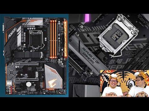 ジサトラKTU #54〜~Intel H370/B360/H310搭載マザーボード、どのモデルが買い?~