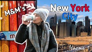 Нью Йорк New York City Куда пойти в Нью Йорке Обзор отеля Кафешки в Нью Йорке Часть 1