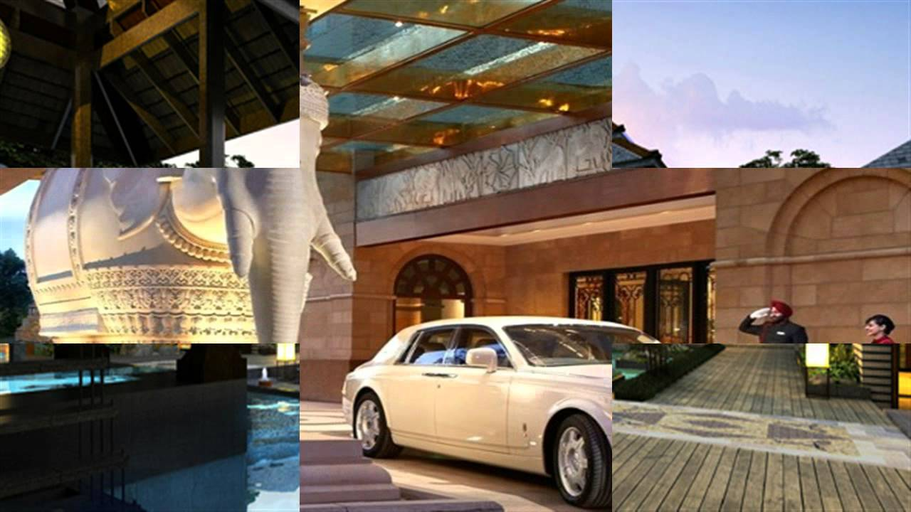 Dusit devarana best luxury hotel in new delhi resort new