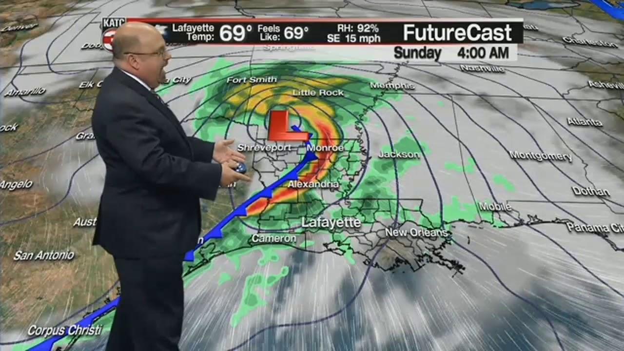 Katc Weather Futurecast
