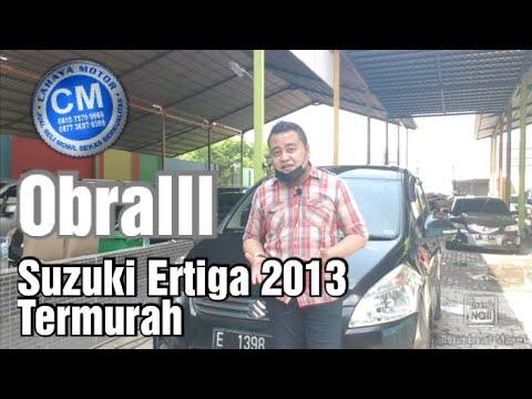 Promo Akhir Bulan Obral Suzuki Ertiga 2013 Termurah