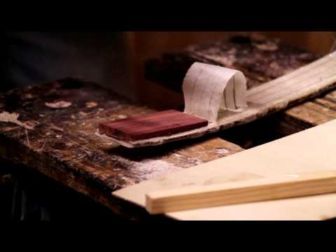 Bow Building – Fiberglass Backed Laminated Flat Bow – Part 5 Of 8